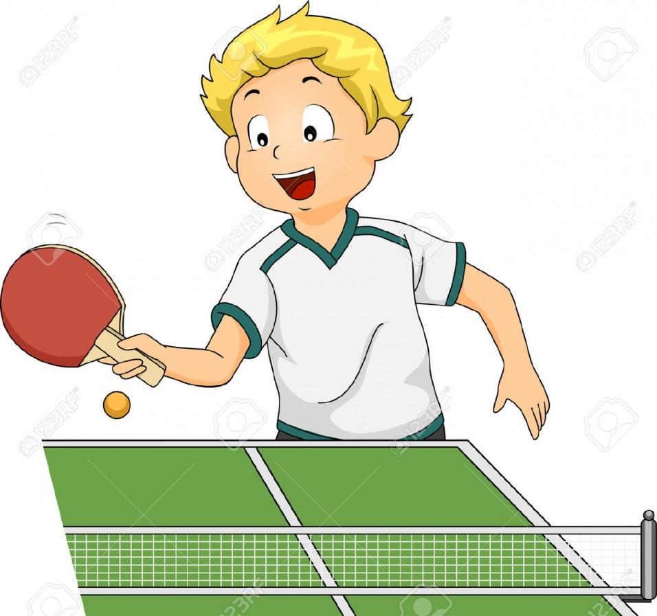 Junge-der-Tischtennis